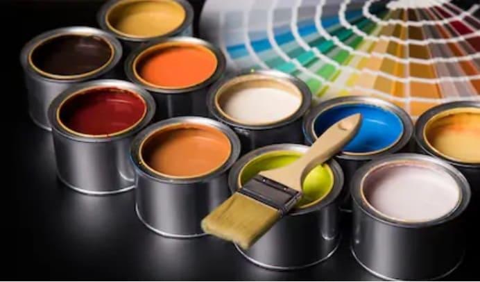Cómo pintar paredes interiores
