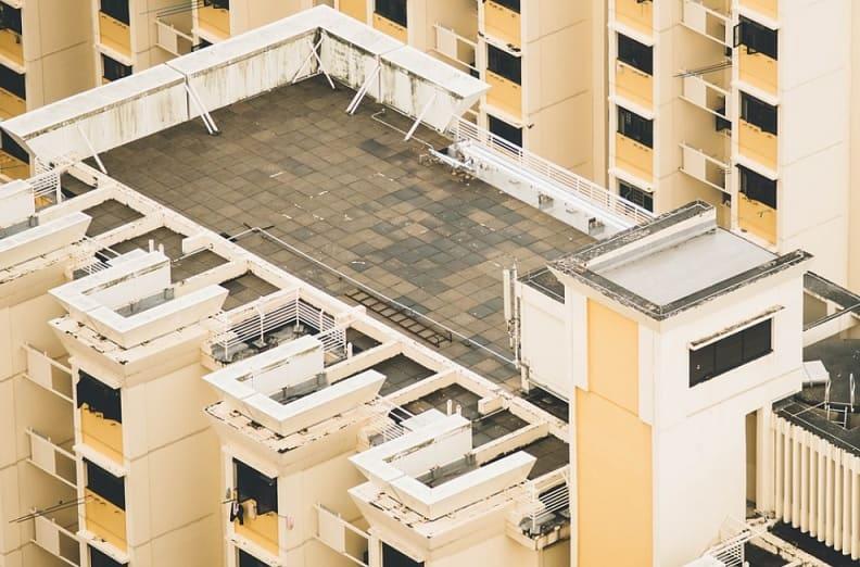 Cómo eliminar y evitar filtraciones de agua a través de azoteas y terrazas de tránsito ligero