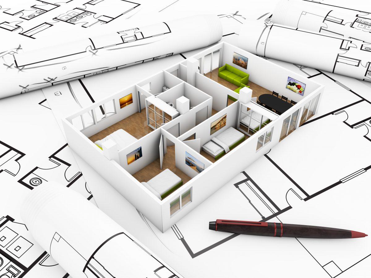 progettare arredare casa