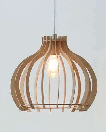 Estilo escandinavo - lámpara - La Maison Saint Gobain