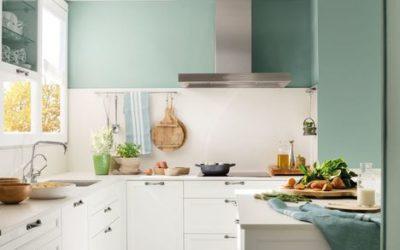 Qué color elegir para lpintar una cocina